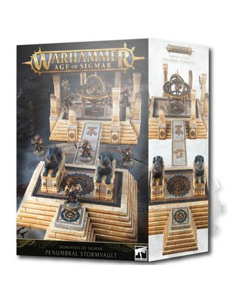 Age Of Sigmar Dominion Of Sigmar: Penumbral Stormvault