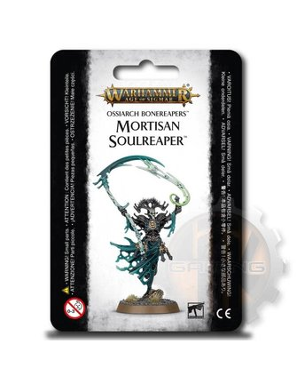 Age Of Sigmar Ossiarch Bonereapers Mortisan Soulreaper