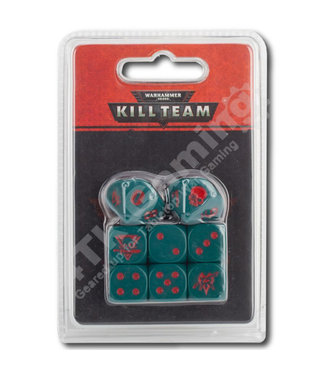 Kill Team *Kill Team Drukhari Dice
