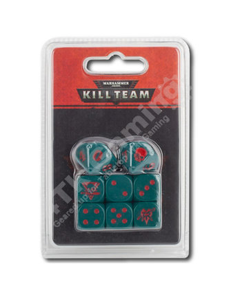 Kill Team *Kill Team Drukhari Dice