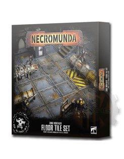 Necromunda:Zone Mortalis Floor Tile Set