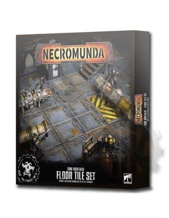 Necromunda Necromunda:Zone Mortalis Floor Tile Set