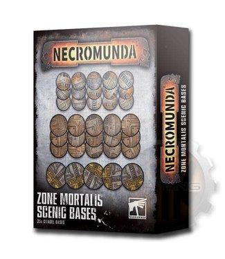 Necromunda Necromunda Zone Mortalis Scenic Bases