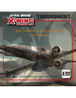 X-Wing Tournament (Sunday 1st Dec 2019)
