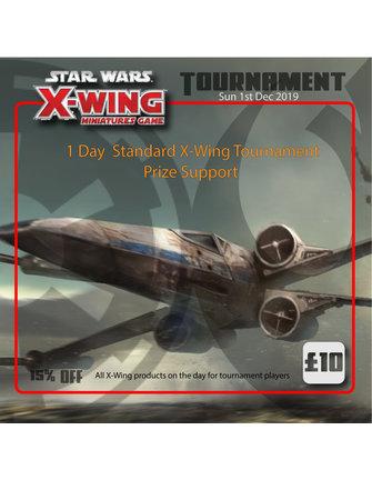 Tournaments X-Wing Tournament (Sunday 1st Dec 2019)