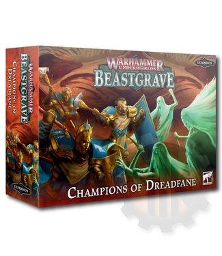 Warhammer Underworlds Whu: Champions Of Dreadfane