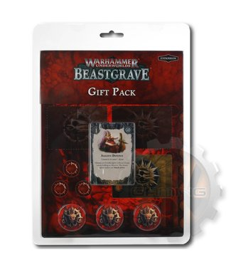 Warhammer Underworlds Whu: Beastgrave Gift Pack
