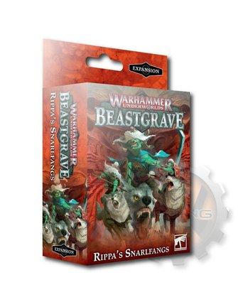 Warhammer Underworlds Wh Underworlds: Rippa'S Snarlfangs