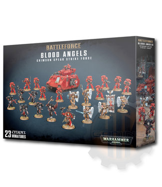 Warhammer 40000 * Blood Angels Crimson Spear Strike Force