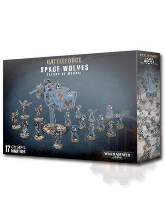 Warhammer 40000 * Space Wolves: Talons Of Morkai