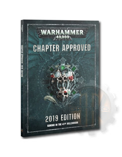 Wh40K: Chapter Approved 2019