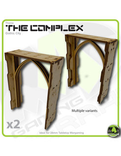 Complex - Double Height Large Wall Arch Pack