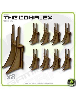 Complex - Gothic End Spires Pack