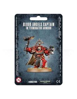 #Blood Angels Captain: Terminator Armour