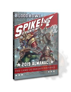 Blood Bowl 2019 Almanac!