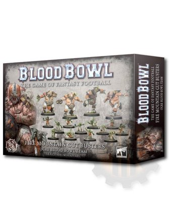 Blood Bowl Blood Bowl: Fire Mountain Gut Busters