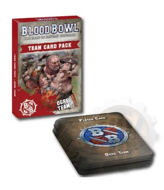 Blood Bowl Blood Bowl: Ogre Team Card Pack