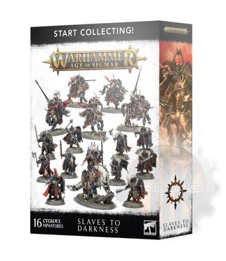 Age Of Sigmar Start Collecting! Slaves To Darkness 2019