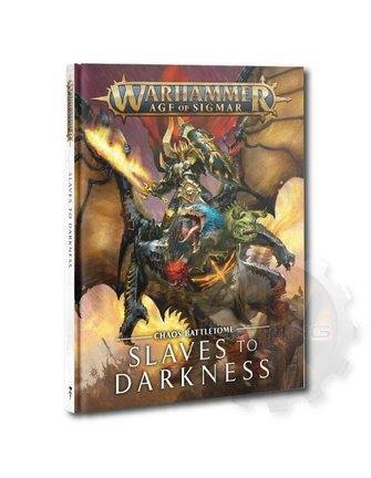 Age Of Sigmar Battletome: Slaves To Darkness (Hb)