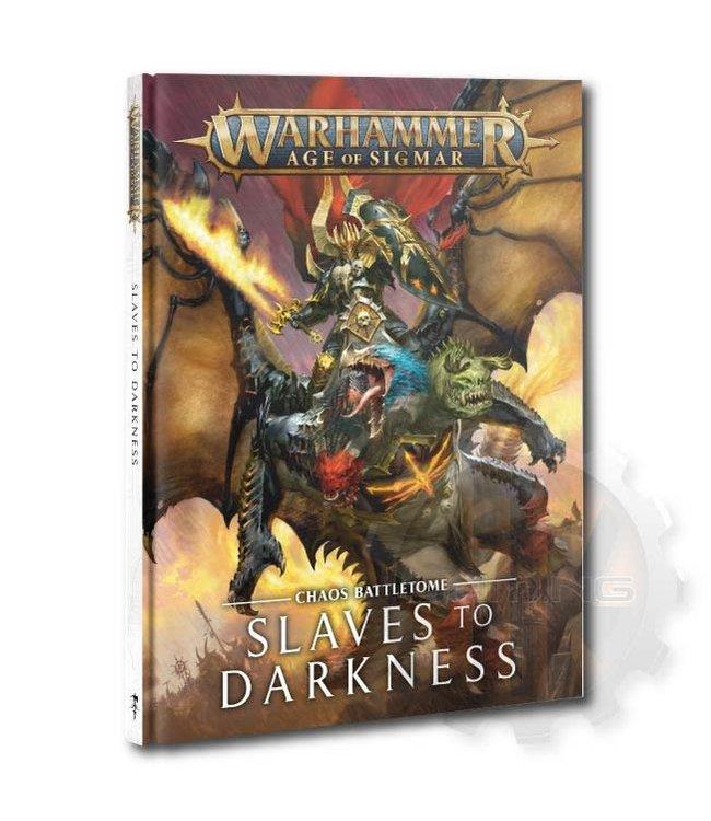 Age Of Sigmar Battletome: Slaves To Darkness (Hb)