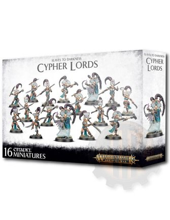 Age Of Sigmar Slaves To Darkness: Cypher Lords