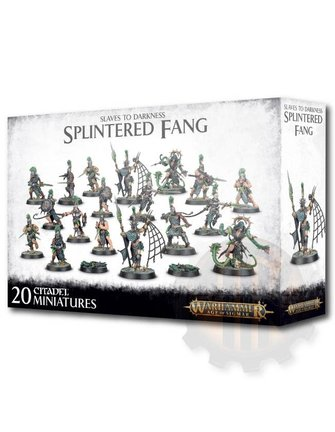 Age Of Sigmar Slaves To Darkness: The Splintered Fang