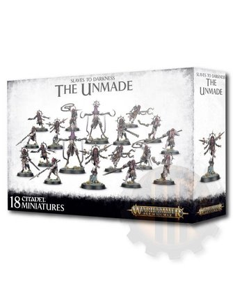 Age Of Sigmar Slaves To Darkness: The Unmade
