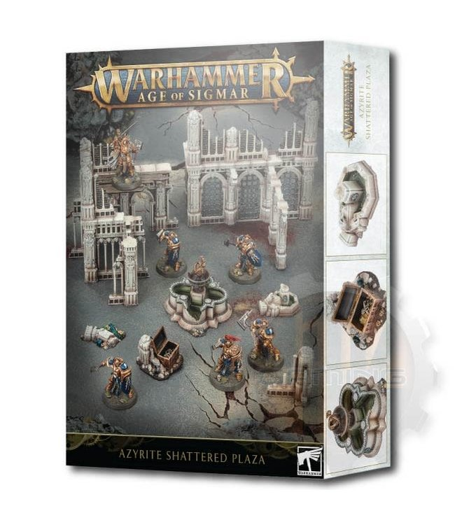 Age Of Sigmar Age Of Sigmar: Azyrite Shattered Plaza