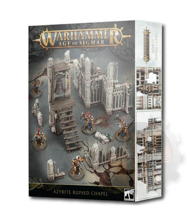 Age Of Sigmar Age Of Sigmar: Azyrite Ruined Chapel