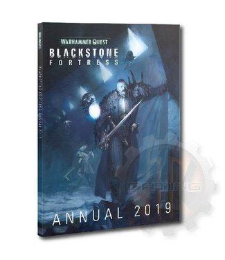 Blackstone Fortress Blackstone Fortress: Annual 2019