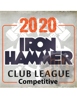 Iron Hammer 2020 Club League Competitive