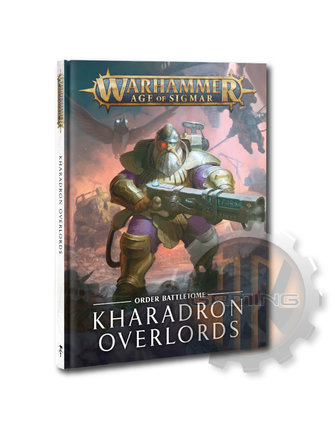 Age Of Sigmar Battletome: Kharadron Overlords (Hb)