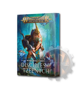 Age Of Sigmar Warscrolls: Disciples Of Tzeentch