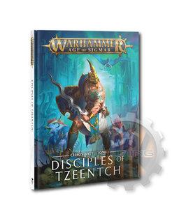 B/Tome: Disciples Of Tzeentch (Hb)