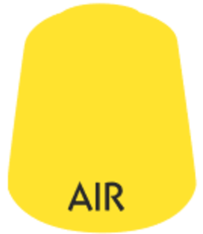 Citadel Air: Sigismund Yellow Cl
