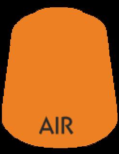 Air:Pyroclast Orange Clear