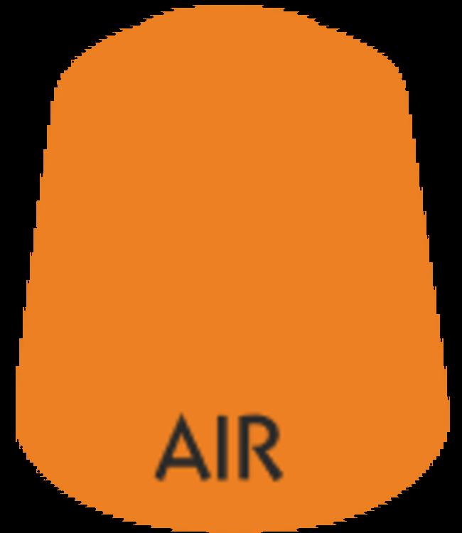 Citadel Air:Pyroclast Orange Clear