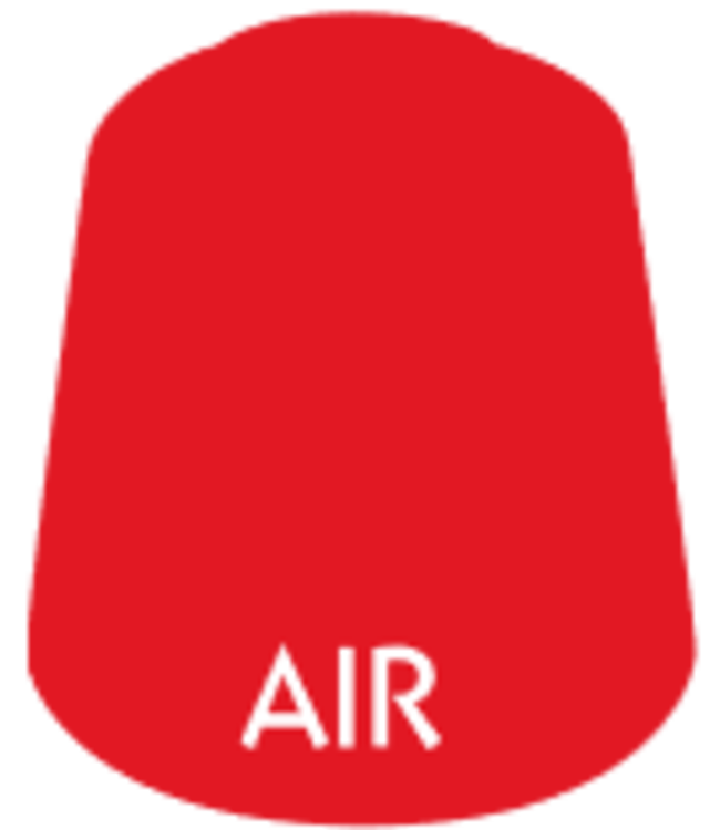 Citadel Air:Angron Red Clear