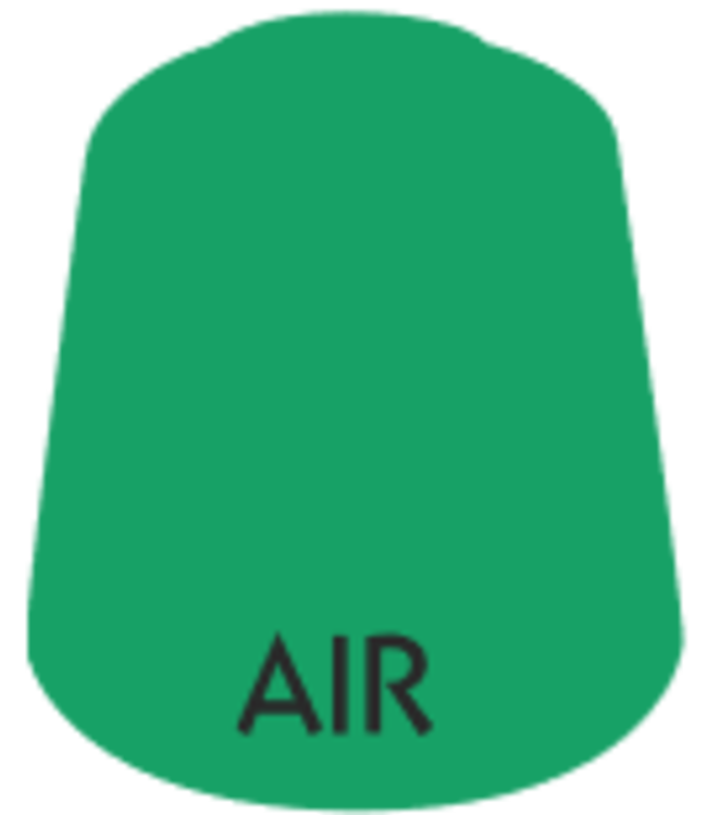 Citadel Air: Sybarite Green