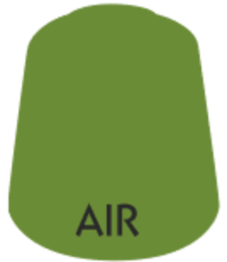 Citadel Air: Elysian Green
