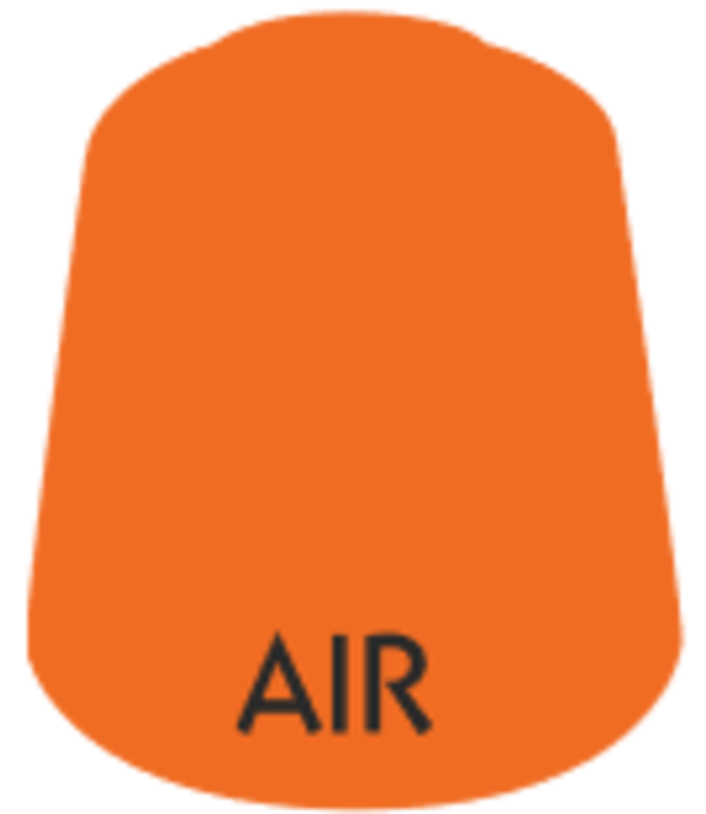 Citadel Air: Troll Slayer Orange
