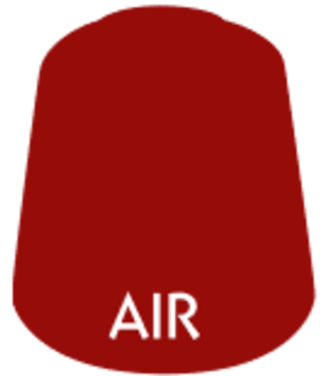 Citadel Air: Mephiston Red