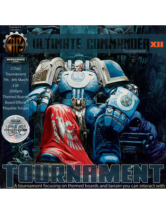 Tournaments Ultimate Commander XII (7th - 8th March)
