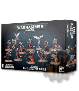 Warhammer 40000 Adepta Sororitas Battle Sisters Squad