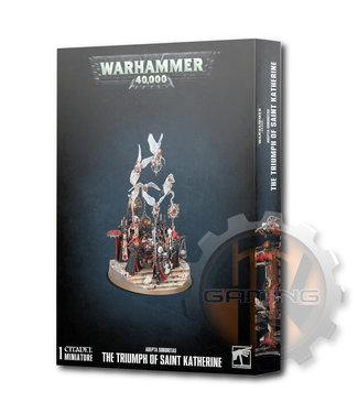 Warhammer 40000 A/Soror.: The Triumph Of Saint Katherine