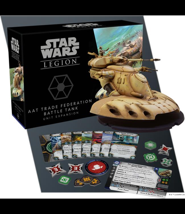 Star Wars Legion AAT Trade Federation Battle Tank Unit Expansion