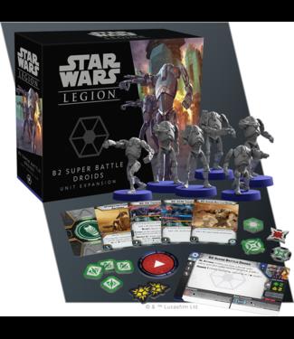 Star Wars Legion B2 Super Battle Droids Unit Expansion