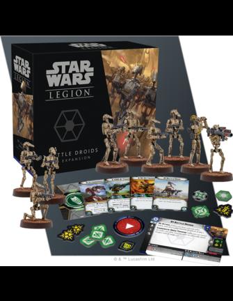 Star Wars Legion B1 Battle Droids Unit Expansion
