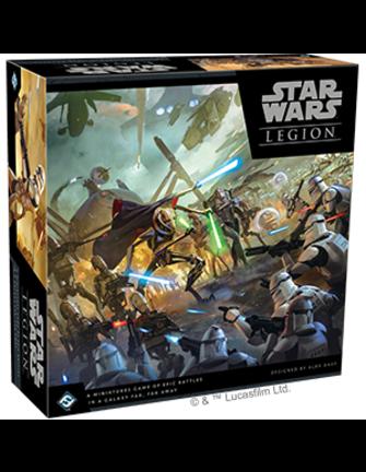 Star Wars Legion Clone Wars Core Set