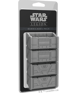 Star Wars Legion Barricades Pack